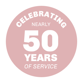 Celebrating Nearly 50 Years of Service