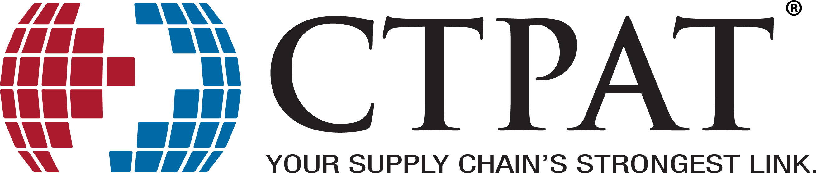 Customs-Trade Partnership Against Terrorism (C-TPAT) logo